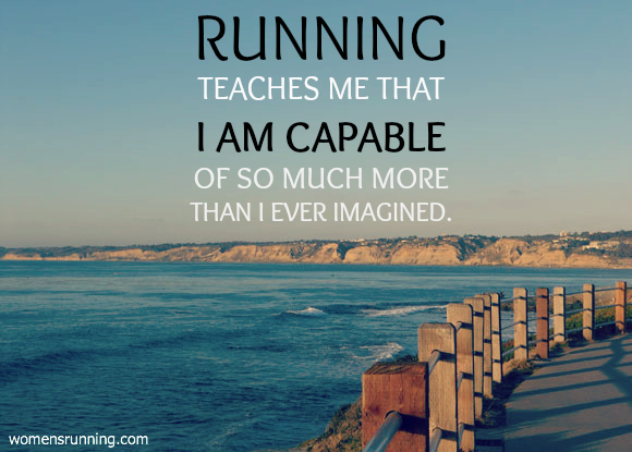 Running Motivation Quotes For Women. QuotesGram
