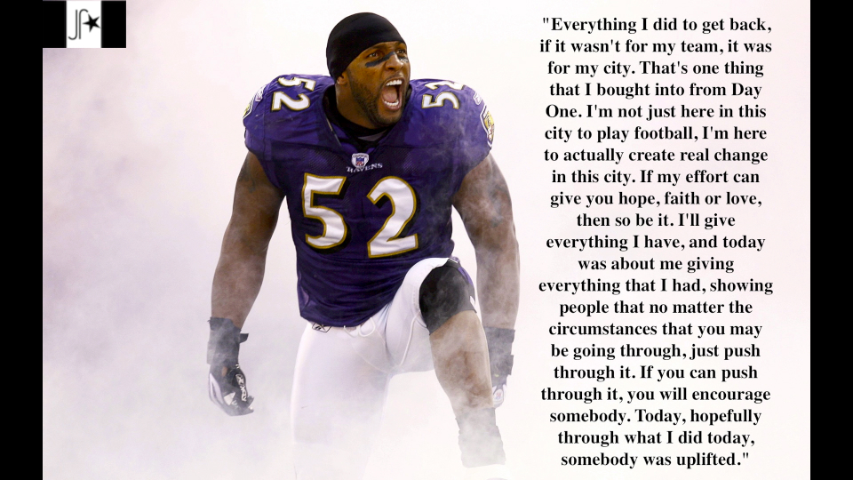 Inspiring Football Quotes Ray Lewis: Ray Lewis Football Quotes. QuotesGram