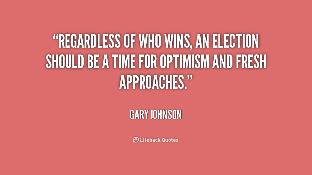Positive Election Quotes. QuotesGram