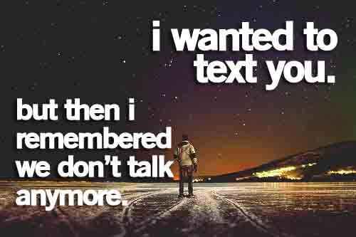 Quotes About Not Talking Anymore. QuotesGram
