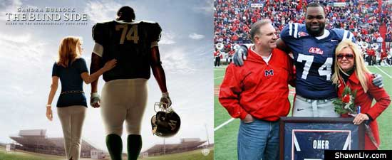 Michael Oher Courage Essay