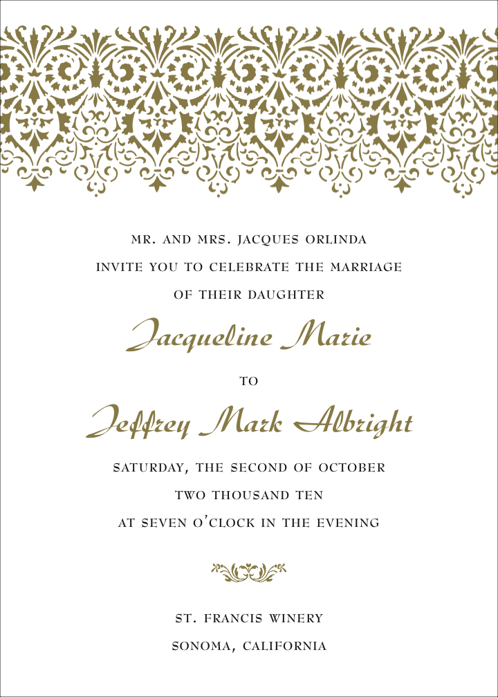 Nice Quotes For Wedding Invitations Wedding Invitation Sample – Nice Quotes for Wedding Cards
