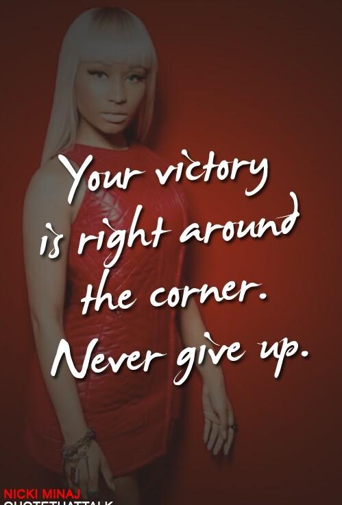 Nicki Minaj Rap Quotes. QuotesGram