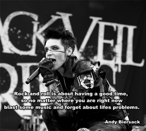 Rock And Roll Quotes: Good Rock And Roll Quotes. QuotesGram