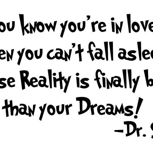 Dr Seuss Quote: Dr Seuss Quotes About Love. QuotesGram