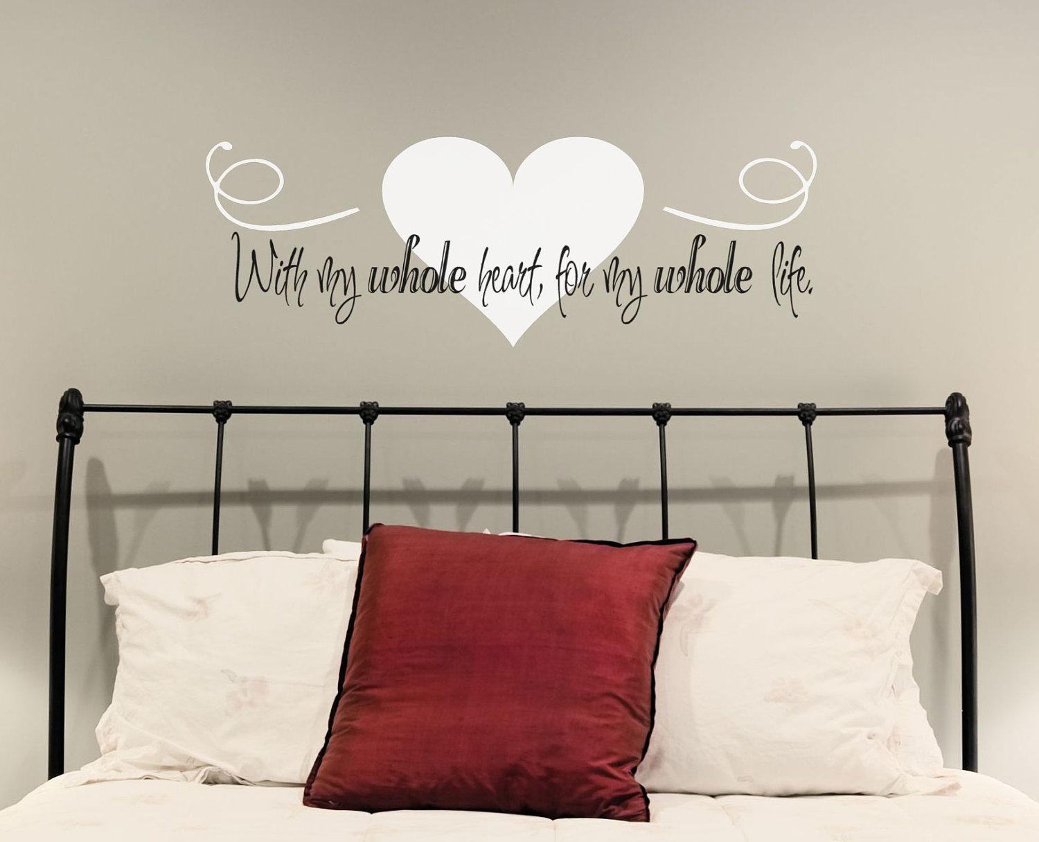Adult With Quotes On Bedroom Wall. QuotesGram
