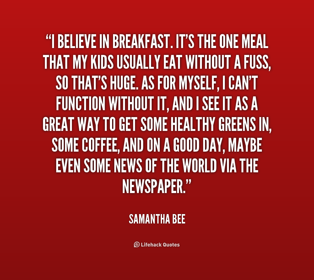 I Love You Quotes: Breakfast Quotes. QuotesGram