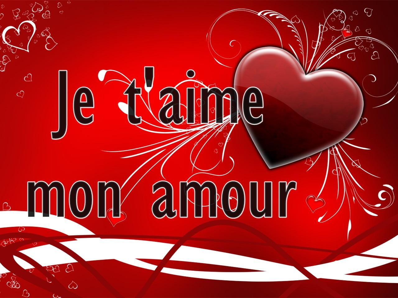 Je Taime Mon Amour Quo...