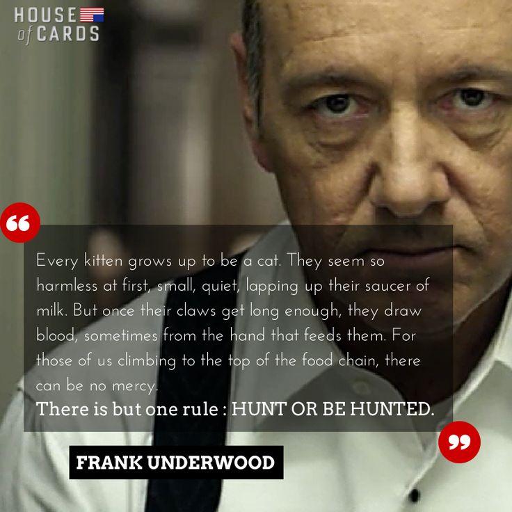 Frank Costello Quotes: Frank Underwood Quotes. QuotesGram