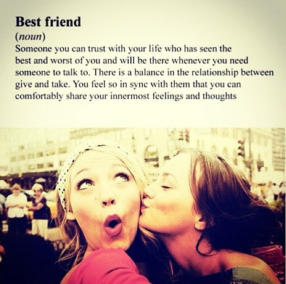Friendship Girl Quotes: Gossip Girl Best Friend Quotes. QuotesGram