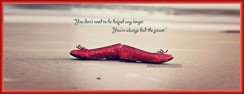 Dorothy Wizard Of Oz Quotes Red Shoes