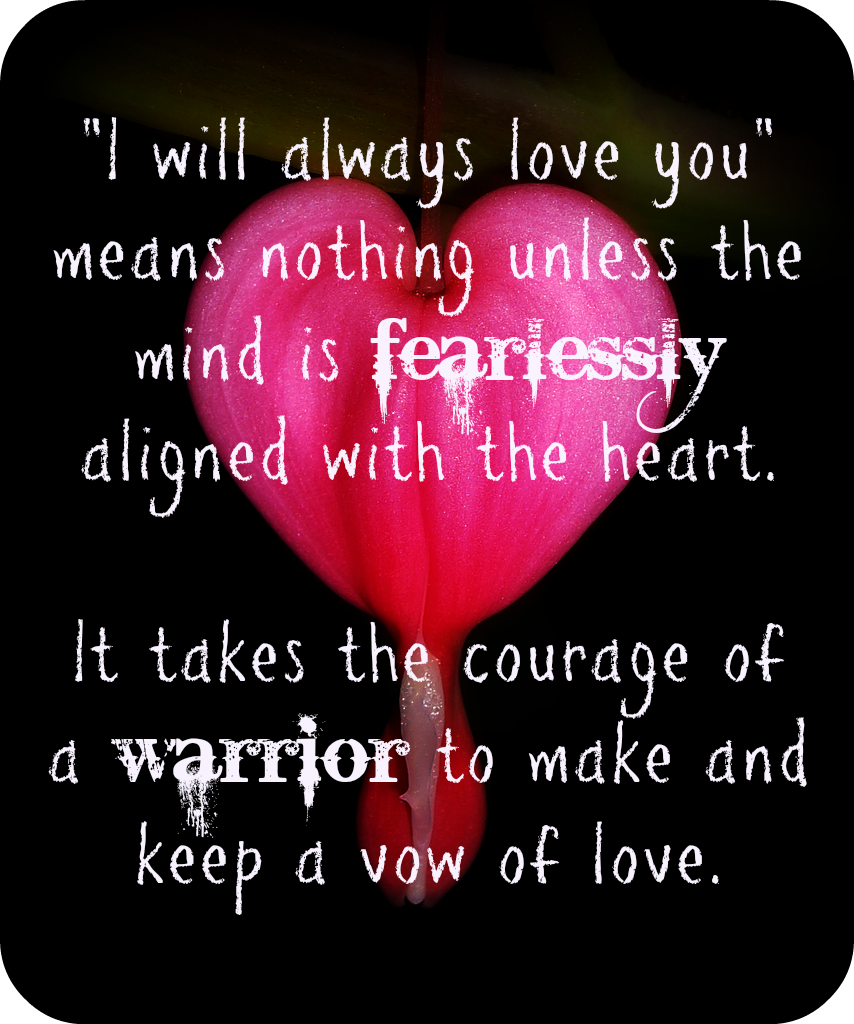 Courage In Love Quotes: Quotes About Love And Courage. QuotesGram