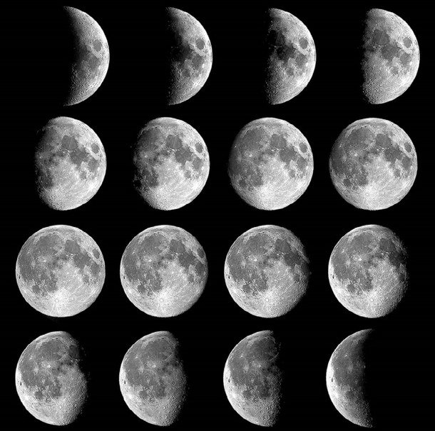 Cool Sayings About Moon: Quotes Moon Phases. QuotesGram