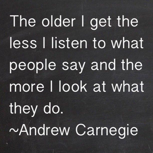 The Older I Get Quotes. QuotesGram