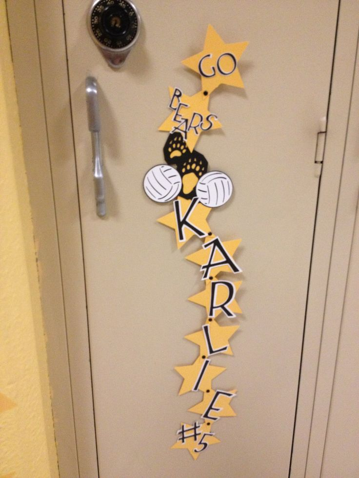 Locker Decorations Volleyball Quotes Quotesgram