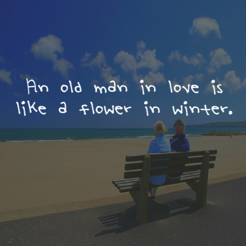 Old Man Quotes And Sayings: Old Man Winter Quotes. QuotesGram