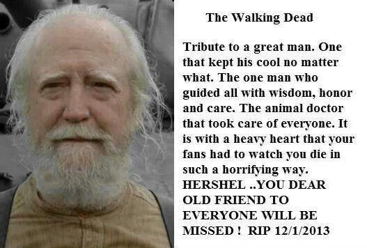 Walking Dead Quotes Herschel. QuotesGram