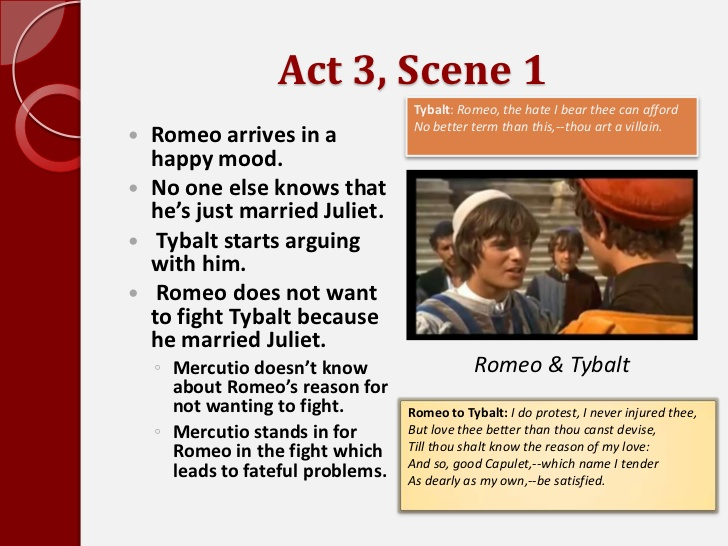 romeo and juliet antithesis act 3 Get an answer for 'in act iv scene iii of romeo and juliet, where is an oxymoron  used ' and find homework help for other romeo and juliet questions at.