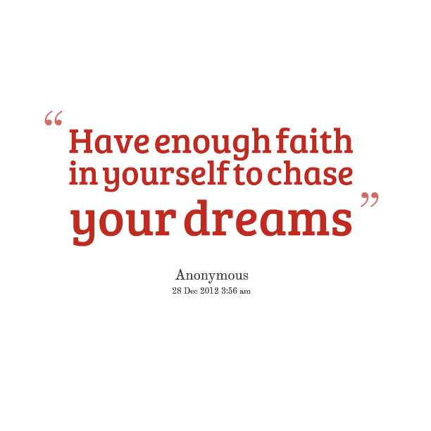 faith in yourself quotes quotesgram