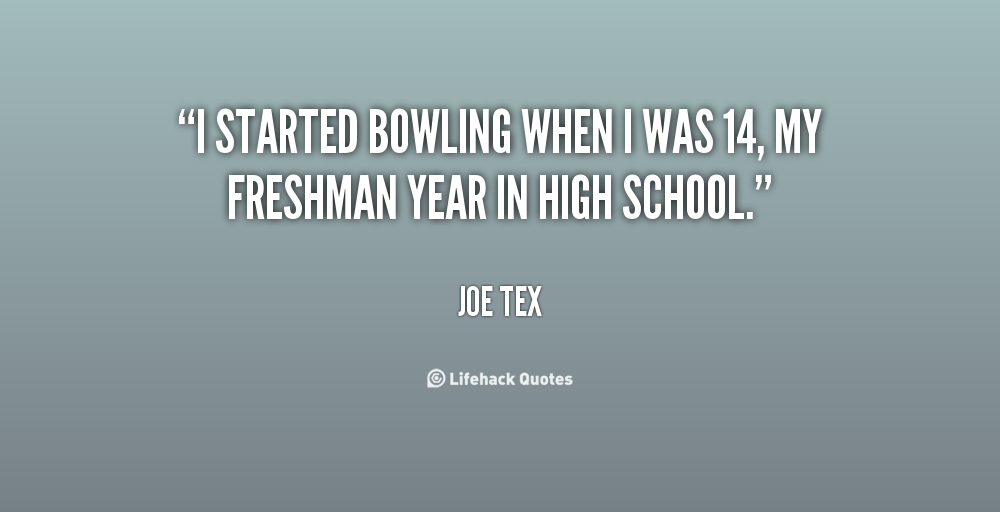 Bowling Quotes Life Is. QuotesGram