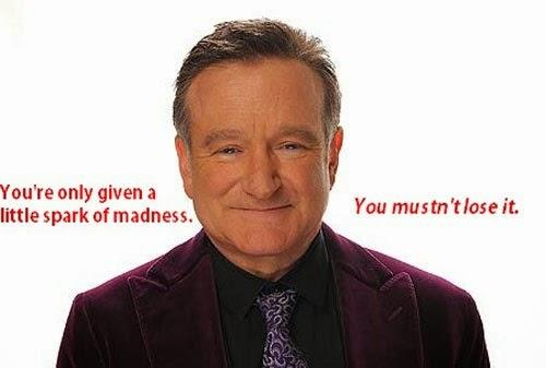 Robin Williams Inspirational Quotes. QuotesGram