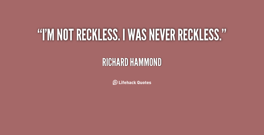 Reckless Heart Quotes. QuotesGram