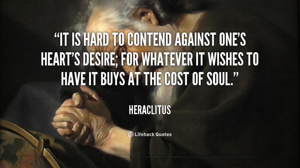 Heraclitus Quotes. QuotesGram