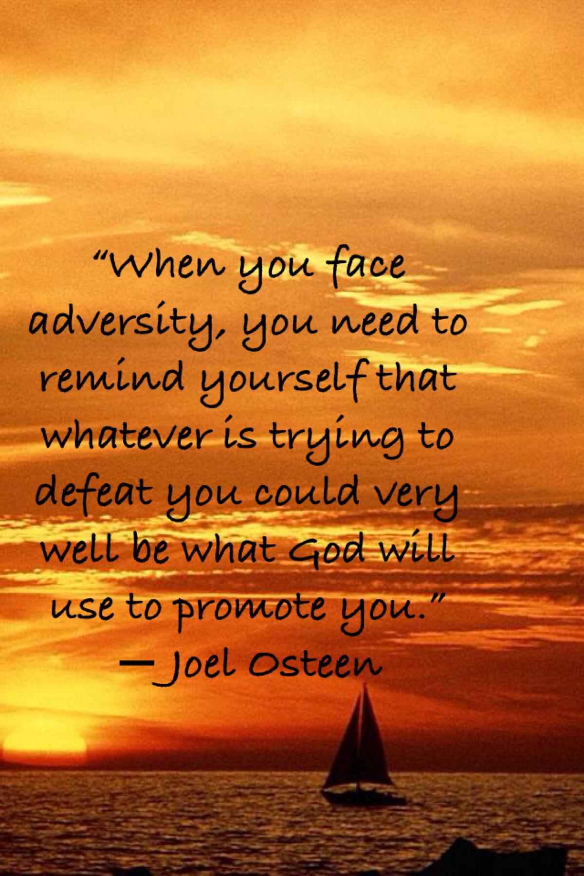 Joel Osteen Quotes Strength  Quotesgram
