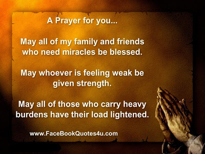 prayer quotes for friends and family quotesgram