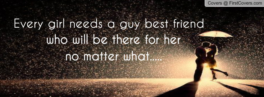 guy and girl friend quotes