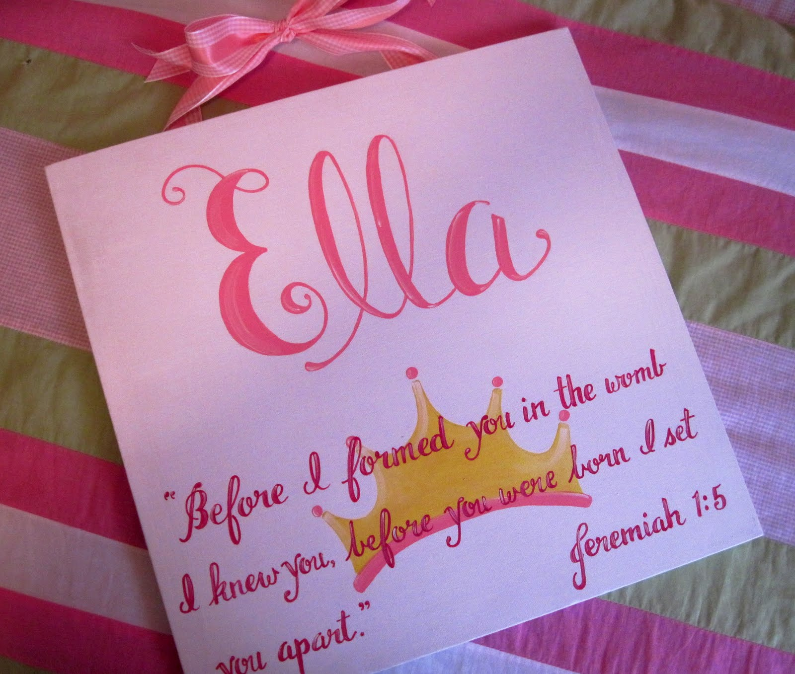 Quotes About Expecting A Baby Girl