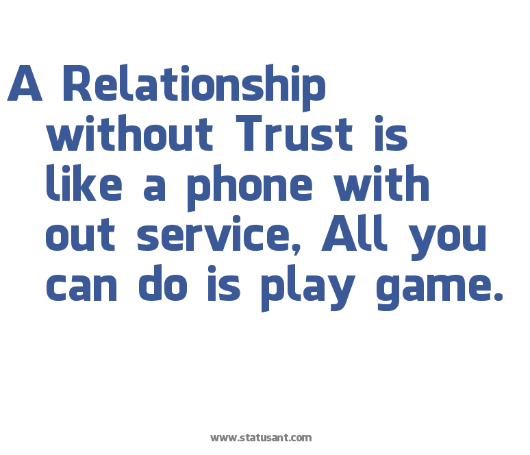 playing the relationship game quotes