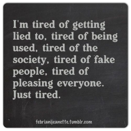 quotes about tiredness in relationship to