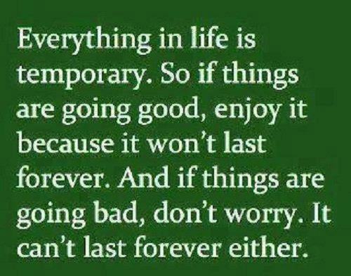 Pictures And Inspiration: Nothing Lasts Forever Quotes. QuotesGram