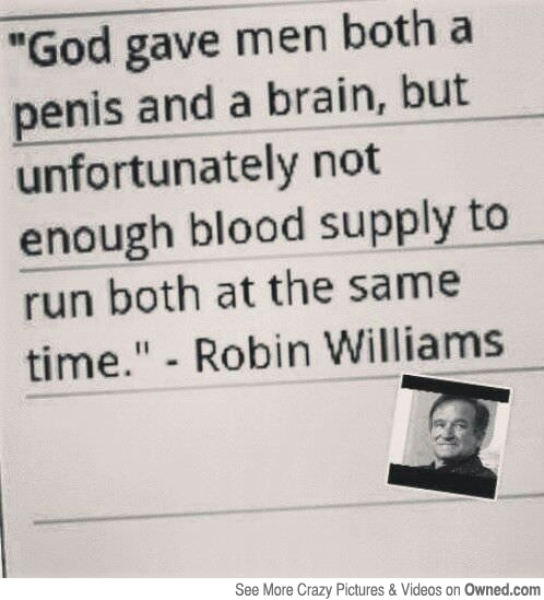Obscure Robin Williams Quotes: Robin Williams Inspirational Quotes. QuotesGram