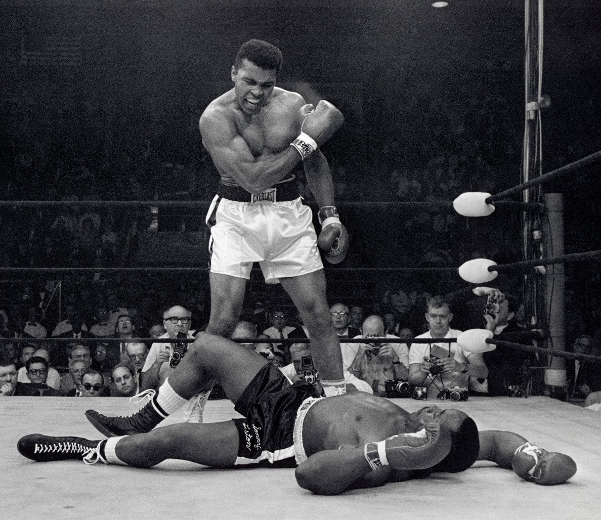Muhammad Ali Top 10 Quotes: Famous Cassius Quotes. QuotesGram