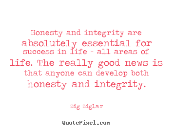 Essay Honesty And Integrity Monograph Writing Sch Pmr