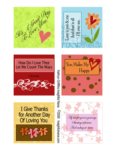 It's just a picture of Stupendous Free Printable Lunchbox Notes for Husband