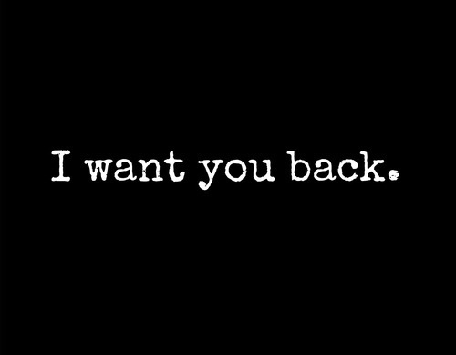 When your ex wants you back quotes