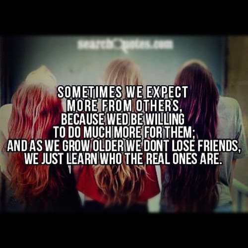 Quotes About Losing Friends And Not Caring: Quotes About Losing Your Best Friend. QuotesGram