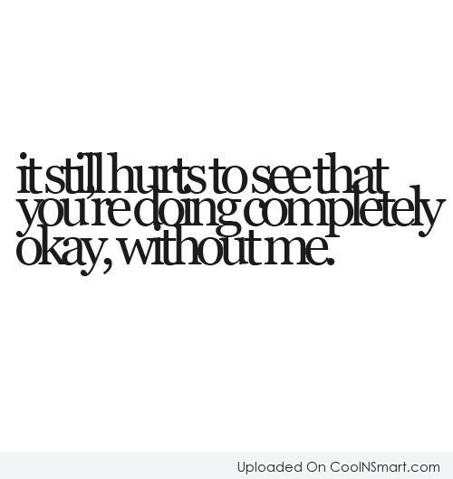 Quotes About Being Sad And Hurt: Sad Quotes About Being Ignored. QuotesGram