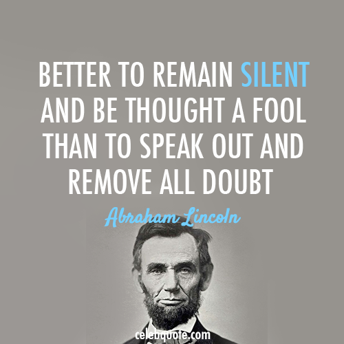 Abraham Lincoln Famous Quotes: Abraham Lincoln Speech Quotes. QuotesGram