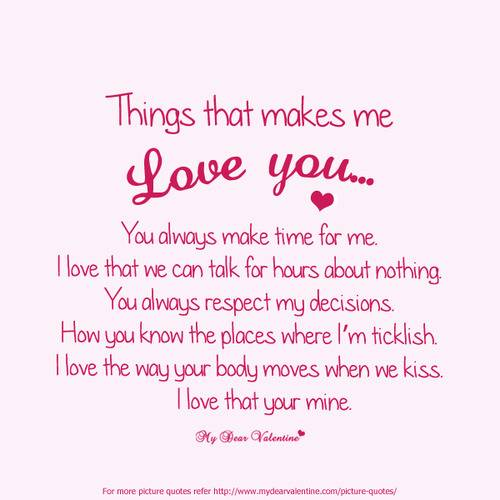 Quotes About Love For Him: Making Love Quotes For Him. QuotesGram