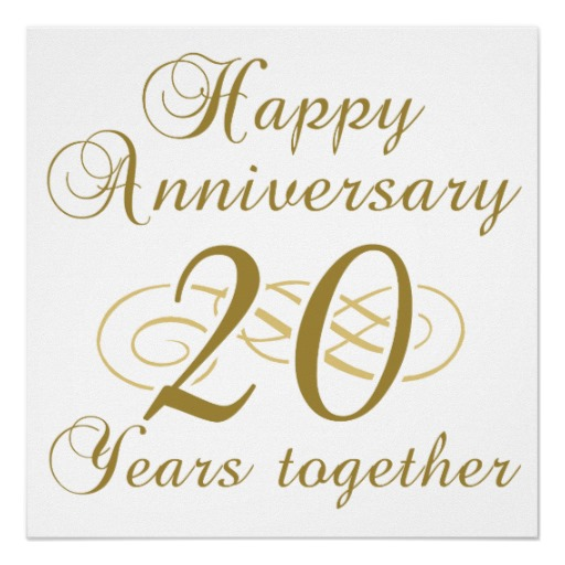 20 Wedding Anniversary Ideas: 20 Year Wedding Anniversary Quotes. QuotesGram