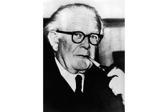 Young Jean Piaget Jean Piaget Quo...
