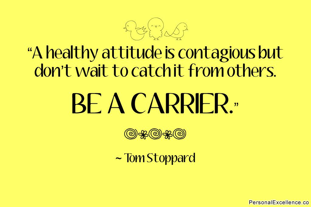 Inspirational Quotes Attitude. QuotesGram