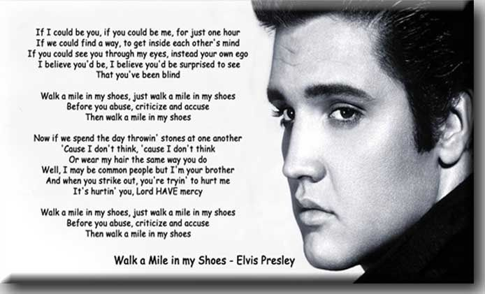 Elvis Presley Body Image Quotes. QuotesGram