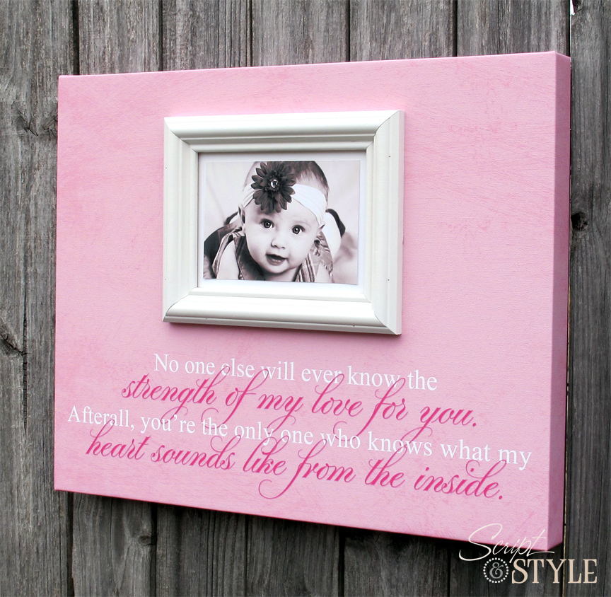 Large Picture Frames With Quotes Quotesgram