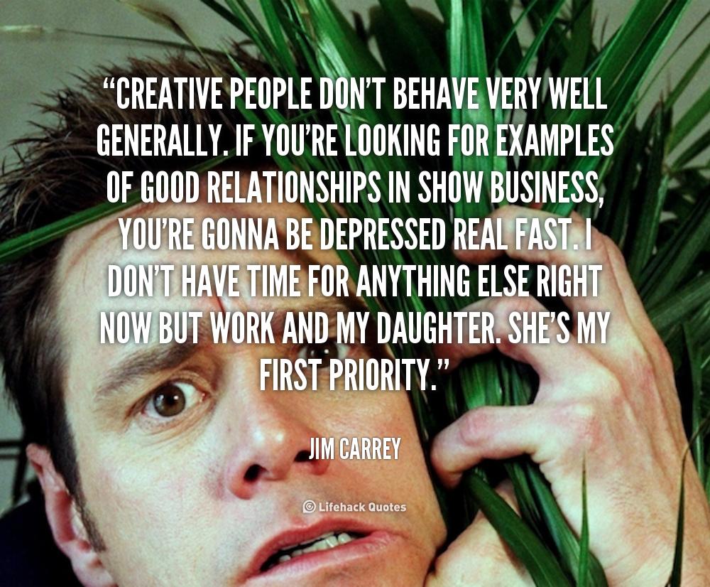 Creative Person Quotes. QuotesGram