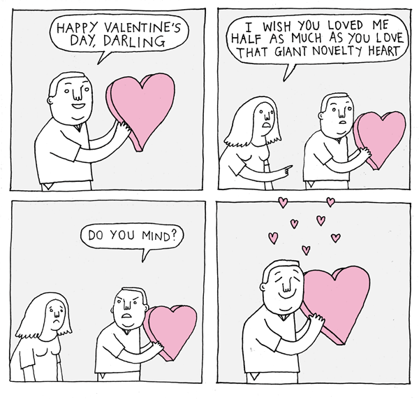 Happy Valentines Day Funny Quotes. QuotesGram